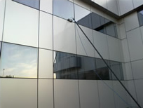 innovative window cleaning systems - window cleaning machine - telescopic window cleaning