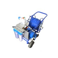 Sales of pv panels cleaning machines