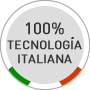 Maquinas 100% made in Italy