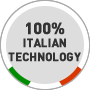 100% made in Italy Machines