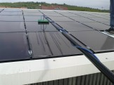 <p>GRADUAL REDUCTION OF PV GENERATOR YIELD TO POLLUTION:&nbsp;STUDY ON YIELD LOSS OF A PV SYSTEM AND EFFECTIVENESS OF CLEANING.</p>